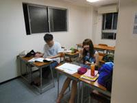 大学生自習01